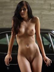 Tereza Muscle Car Girl