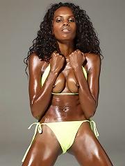 Valerie Yellow Bikini